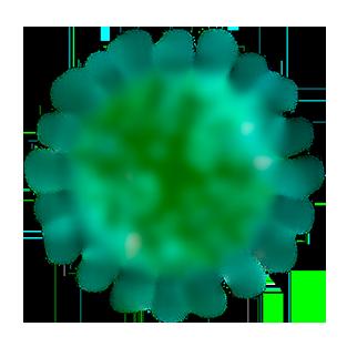microbe-blurred